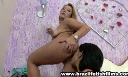 Brazilfetishfilms - Sheilas First Ass Worship Experience Hd