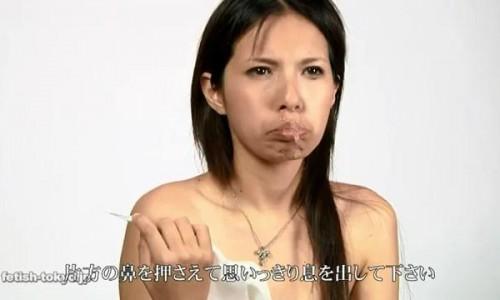 Japanese Girl Snot Fetish Tokyo