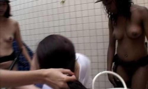 Lesbian Scat Police Girls 1, Sg-video