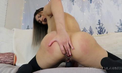 red butt plug ass worship hd sagekitten