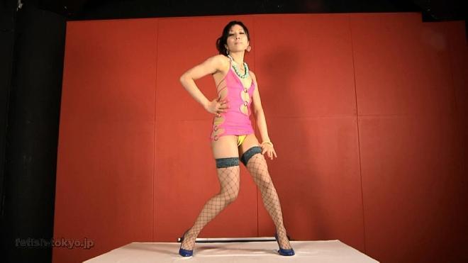 Asian Scat Dance - Fetish Tokyo
