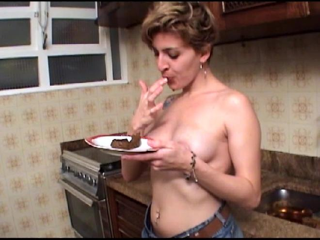 Super Scat Dinner For Your Girlfriend
