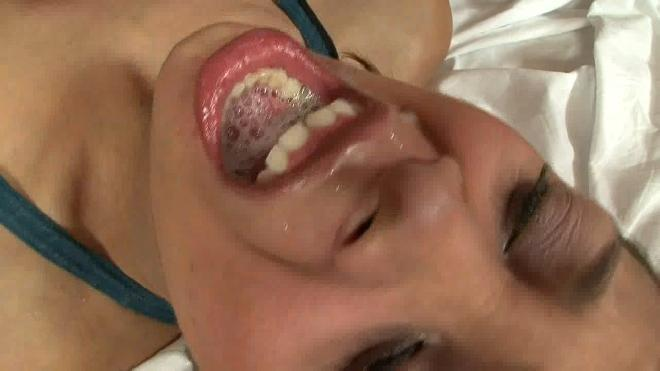 Brunettes Cruel Spit Brazilfetishfilms