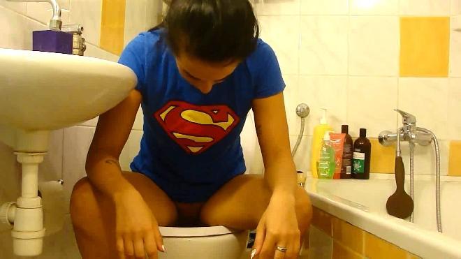 Super Poop Angiefartland Angie Joy