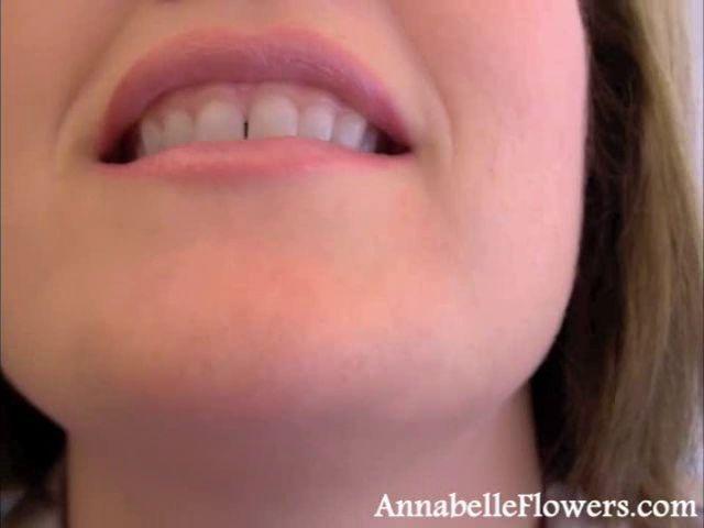 Annabelleflowers 091003ticklemyfeetwhileibeatyourmeat Milf Collection Annabelle Flowers